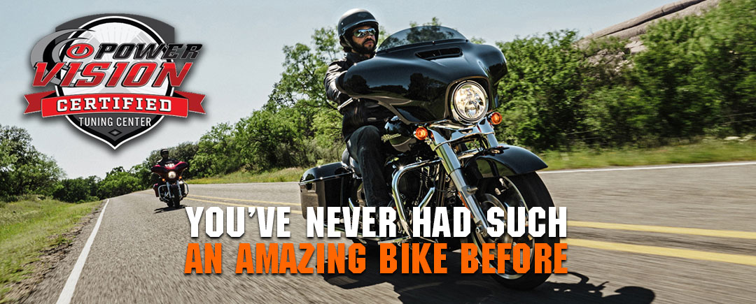 You've never had such an amazing bike before